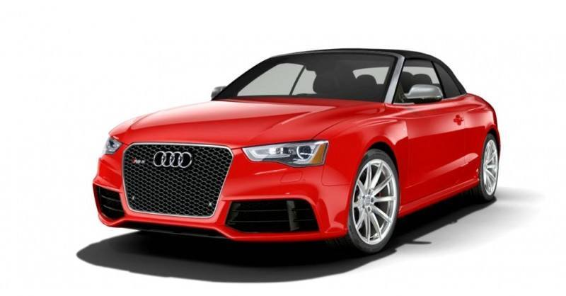 2014 Audi RS5 Cabriolet Buyers Guide - Black Optics vs Matte Aluminum Optics 51