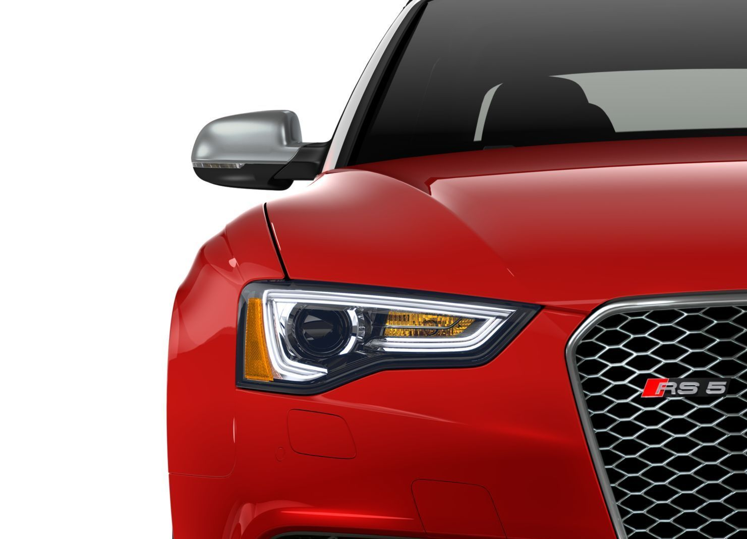 2014 Audi RS5 Cabriolet Buyers Guide - Black Optics vs Matte Aluminum Optics 52