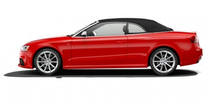 2014 Audi RS5 Cabriolet Buyers Guide - Black Optics vs Matte Aluminum Optics 54