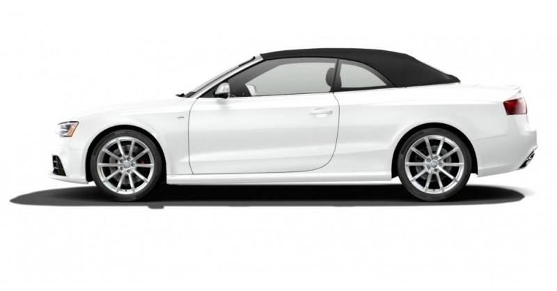 2014 Audi RS5 Cabriolet Buyers Guide - Black Optics vs Matte Aluminum Optics 59