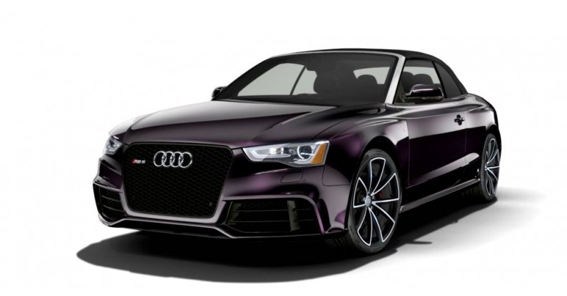 2014 Audi RS5 Cabriolet Buyers Guide - Black Optics vs Matte Aluminum Optics 6