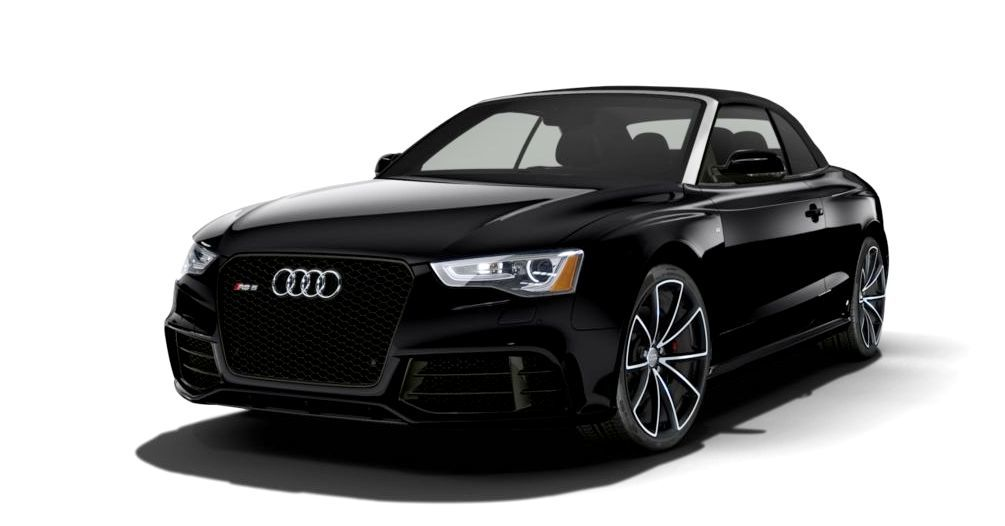 2014 Audi RS5 Cabriolet Buyers Guide - Black Optics vs Matte Aluminum Optics 61