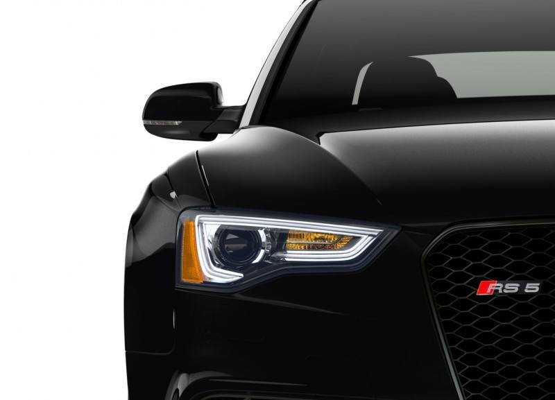 2014 Audi RS5 Cabriolet Buyers Guide - Black Optics vs Matte Aluminum Optics 62