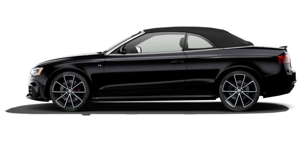 2014 Audi RS5 Cabriolet Buyers Guide - Black Optics vs Matte Aluminum Optics 64