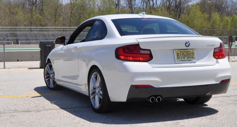 2014 BMW 228i M Sport 4