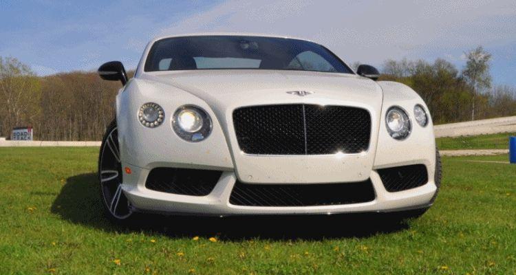 2014 Bentley Continental GT V8 S GIF header