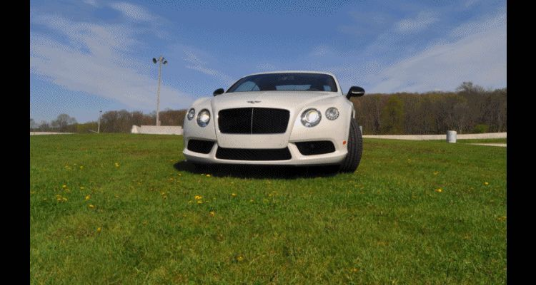 2014 Bentley Continental GT V8 S GIF2