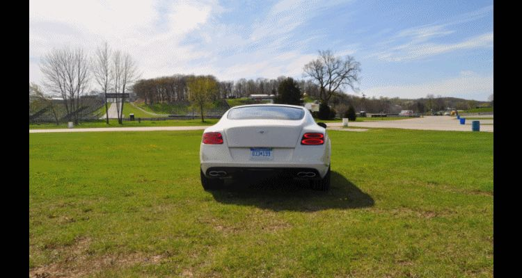 2014 Bentley Continental GT V8 S GIF3