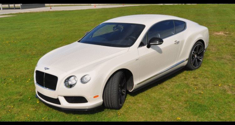 2014 Bentley Continental GT V8 S GIF4