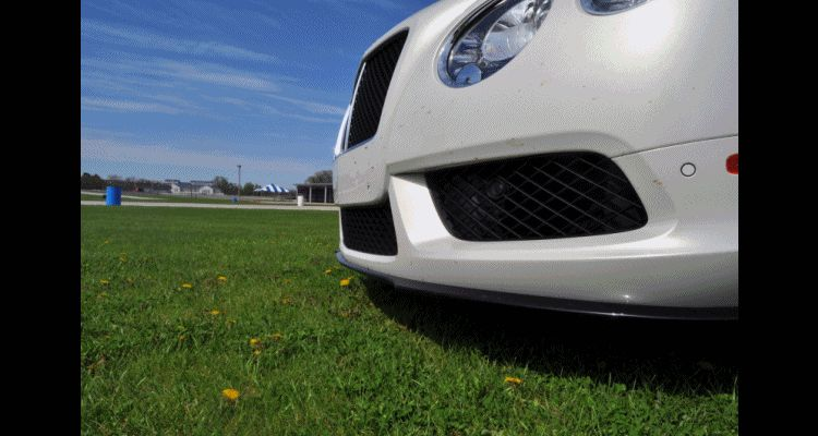 2014 Bentley Continental GT V8 S GIF5