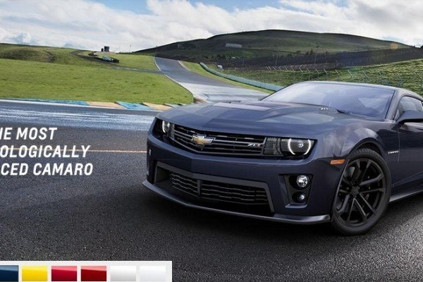 2014 chevrolet camaro zl1 colors 13 car revs. Black Bedroom Furniture Sets. Home Design Ideas