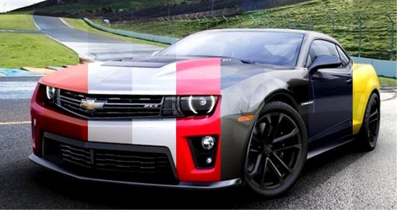 2014 Chevrolet CAMARO ZL1 Colors 15_001-horz