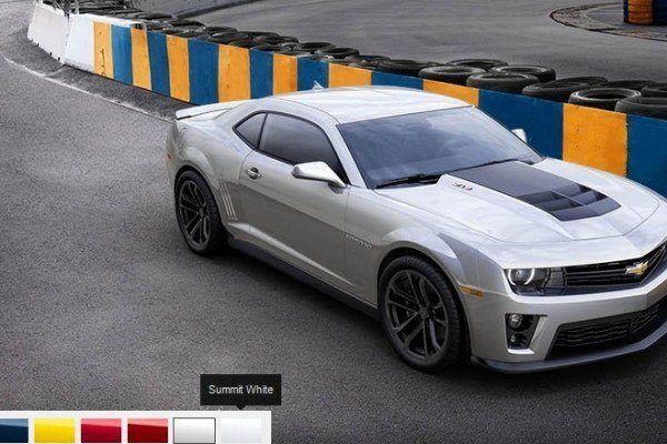2014 chevrolet camaro zl1 colors 8. Black Bedroom Furniture Sets. Home Design Ideas