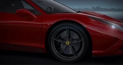 2014 Ferrari 458 Speciale Featured in All-New Car Configurator - See and Hear My Ideal Fezza  1