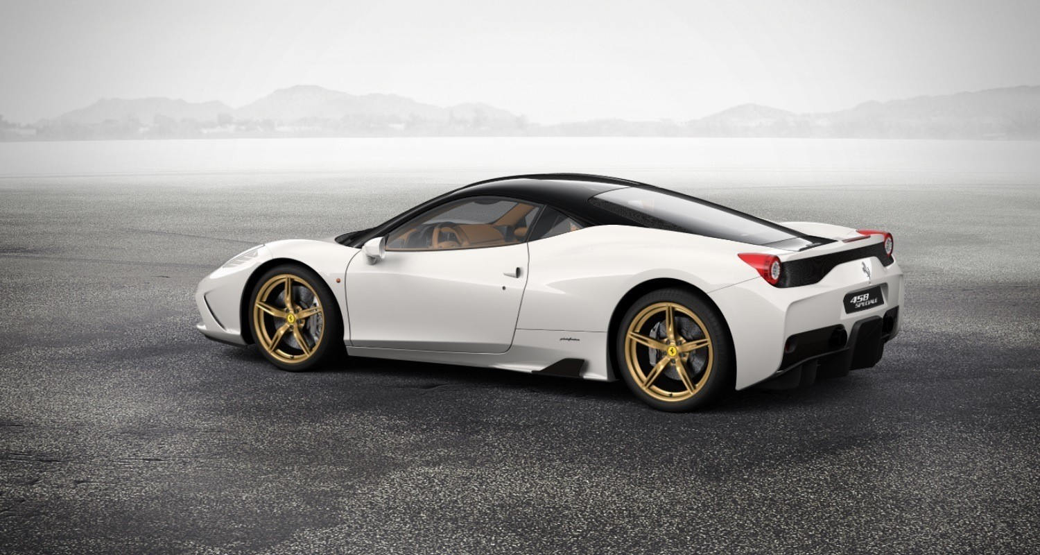Madison Car Dealers >> See + Hear My Ideal 2014 Ferrari 458 Speciale in All-New ...