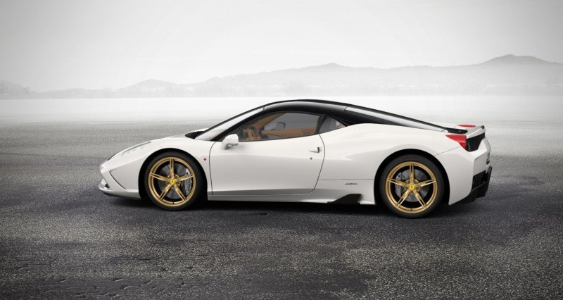 2014 Ferrari 458 Speciale Featured in All-New Car Configurator - See and Hear My Ideal Fezza 106