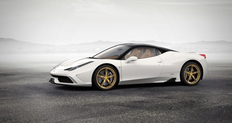 2014 Ferrari 458 Speciale Featured in All-New Car Configurator - See and Hear My Ideal Fezza 108
