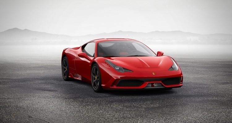 2014 Ferrari 45...