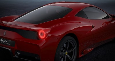 2014 Ferrari 458 Speciale Featured in All-New Car Configurator - See and Hear My Ideal Fezza  2