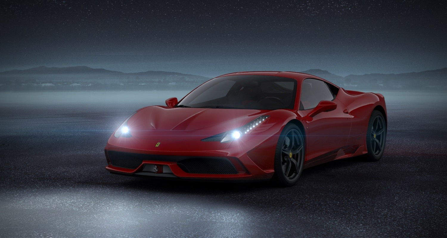 2014 Ferrari 458 Speciale Is Glorious In Full Sight Sound