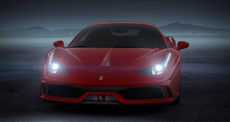 2014 Ferrari 458 Speciale Featured in All-New Car Configurator - See and Hear My Ideal Fezza 33