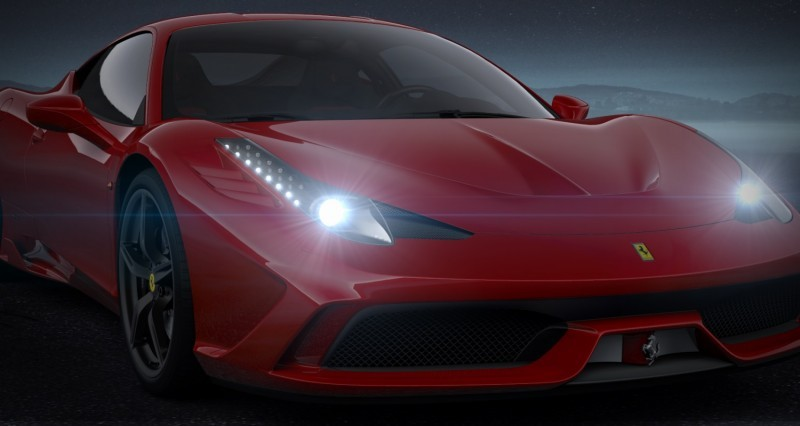 2014 Ferrari 458 Speciale Featured in All-New Car Configurator - See and Hear My Ideal Fezza 34