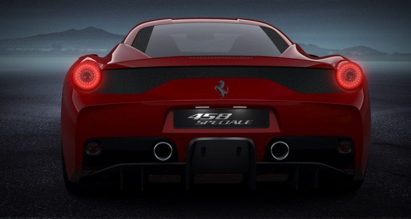 2014 Ferrari 458 Speciale Featured in All-New Car Configurator - See and Hear My Ideal Fezza 37