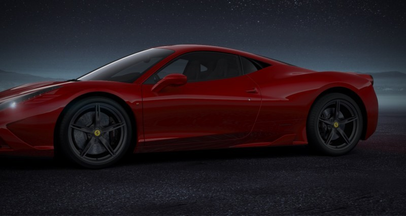 2014 Ferrari 458 Speciale Featured in All-New Car Configurator - See and Hear My Ideal Fezza 39