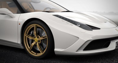 2014 Ferrari 458 Speciale Featured in All-New Car Configurator - See and Hear My Ideal Fezza  46