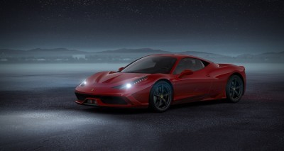 2014 Ferrari 458 Speciale Featured in All-New Car Configurator - See and Hear My Ideal Fezza  6