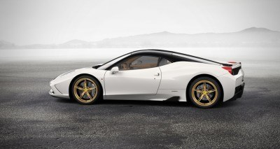 2014 Ferrari 458 Speciale Featured in All-New Car Configurator - See and Hear My Ideal Fezza  63