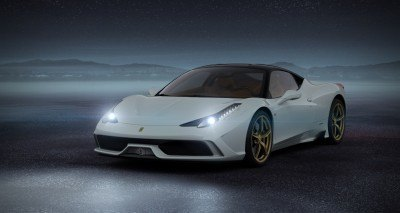 2014 Ferrari 458 Speciale Featured in All-New Car Configurator - See and Hear My Ideal Fezza  67