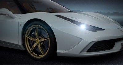 2014 Ferrari 458 Speciale Featured in All-New Car Configurator - See and Hear My Ideal Fezza  70