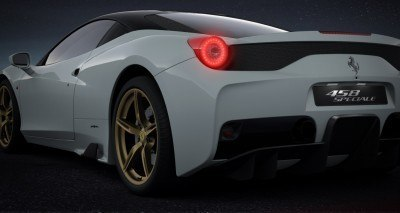 2014 Ferrari 458 Speciale Featured in All-New Car Configurator - See and Hear My Ideal Fezza  78