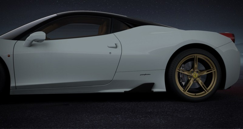 2014 Ferrari 458 Speciale Featured in All-New Car Configurator - See and Hear My Ideal Fezza 80
