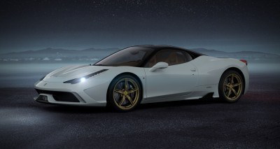 2014 Ferrari 458 Speciale Featured in All-New Car Configurator - See and Hear My Ideal Fezza  82