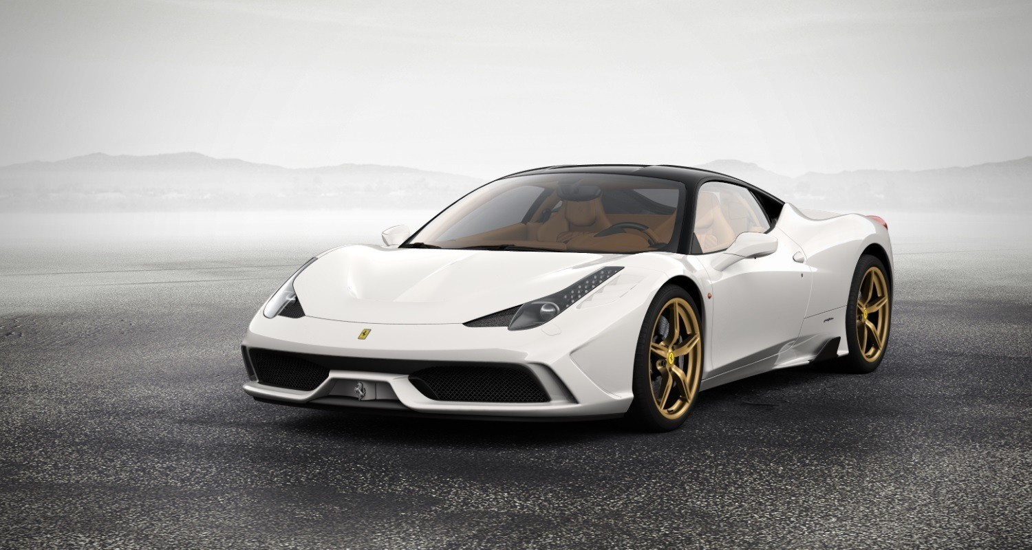 See Hear My Ideal 2014 Ferrari 458 Speciale In All New
