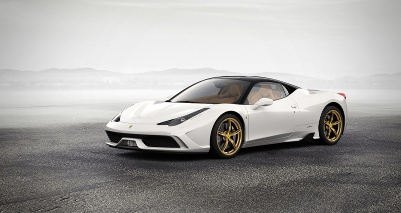 2014 Ferrari 458 Speciale Featured in All-New Car Configurator - See and Hear My Ideal Fezza 91