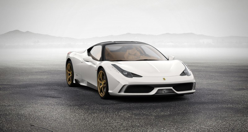 2014 Ferrari 458 Speciale Featured in All-New Car Configurator - See and Hear My Ideal Fezza 94