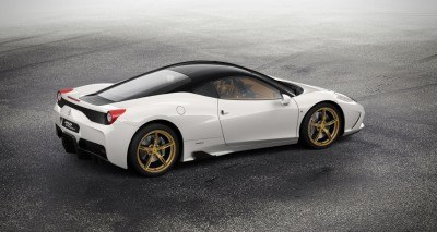 2014 Ferrari 458 Speciale Featured in All-New Car Configurator - See and Hear My Ideal Fezza  99