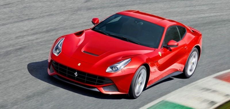 2014 Ferrari F12 4