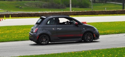 2014 Fiat Abarth 500C Autocross Road America 11