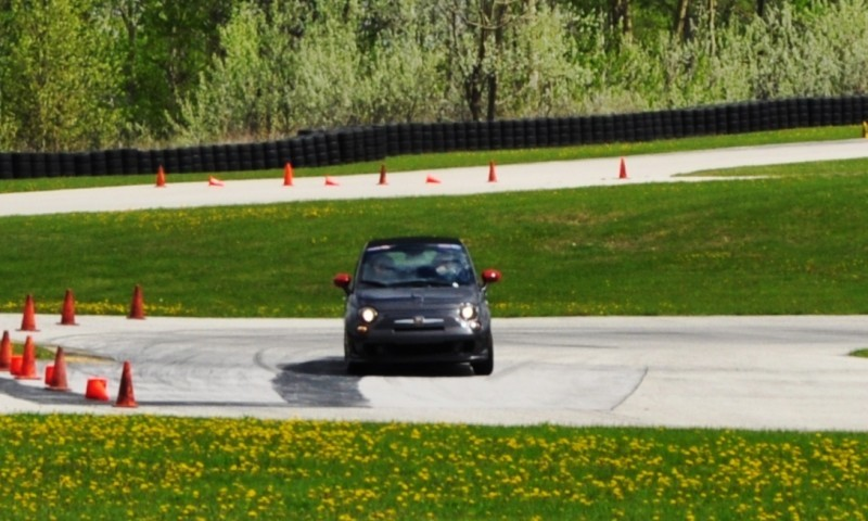 2014 Fiat Abarth 500C Autocross Road America 3