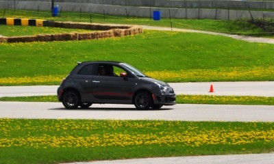 2014 Fiat Abarth 500C Autocross Road America 6