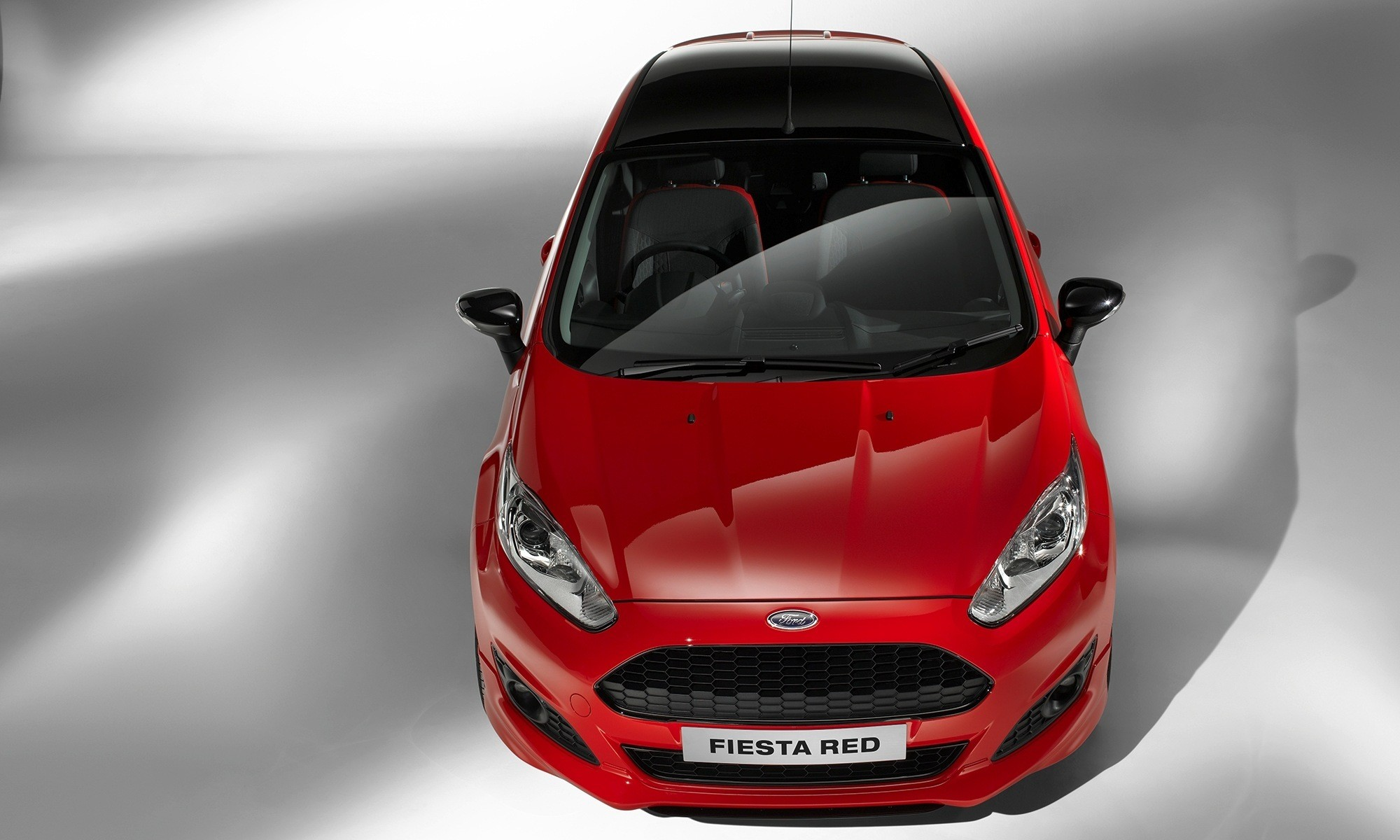 2014 ford fiesta red edition and fiesta black edition for uk with aston style painted lips. Black Bedroom Furniture Sets. Home Design Ideas