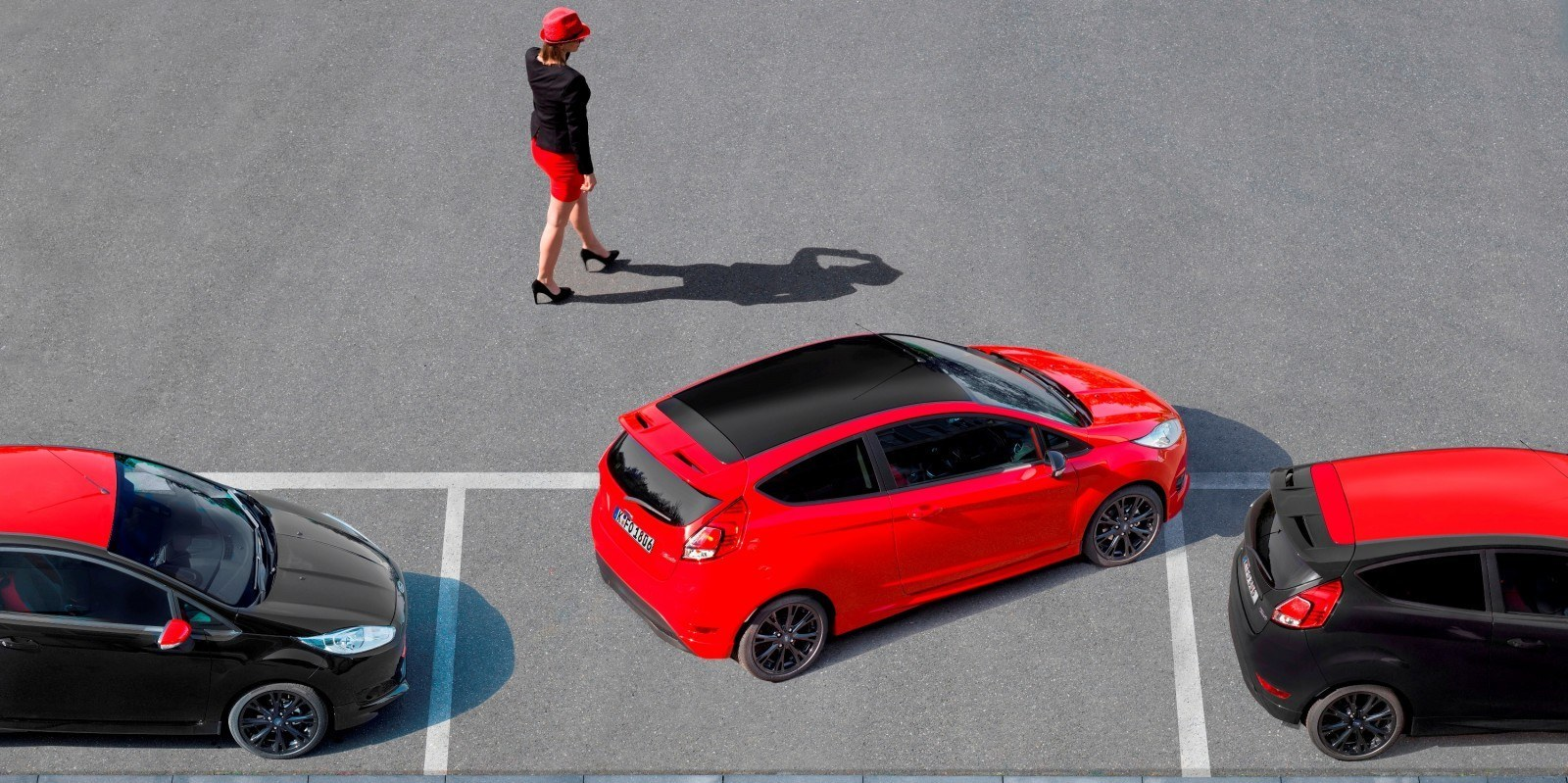 2014 Ford Fiesta Red Edition and Fiesta Black Edition Announced for UK 8
