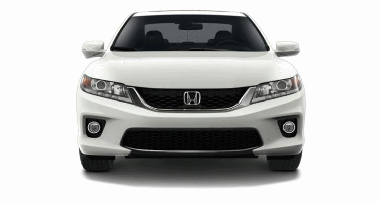2014 Honda Accord Coupe V6 spinner white