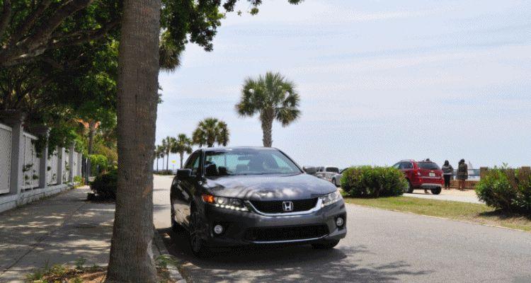2014 Honda Accord V6 Coupe Murray Street Charleston SC GIF