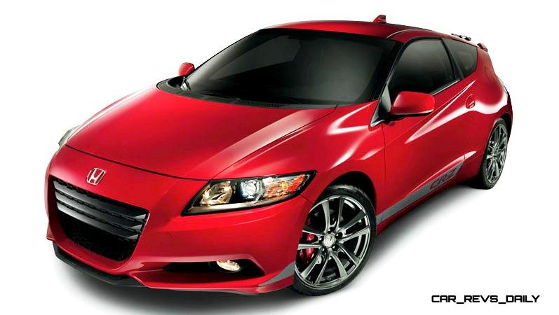 2014 Honda CR-Z HPD Supercharged Hits 197HP and Sprints 2.5s Quicker to 60MPH 6