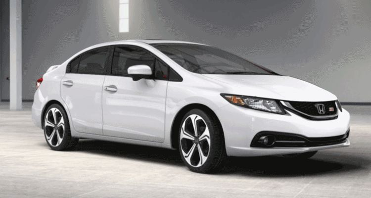 2014 Honda Civic Si Sedan COLORS  spinner gif1